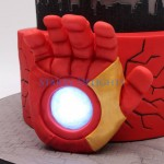 Superhero cake by Starry Delights Cakes