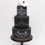 Chalkboard Wedding Cake Newark, Lincoln, Nottingham